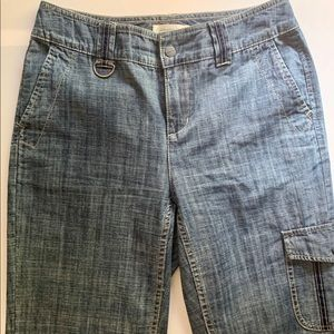 Coldwater Creek Cropped Jeans